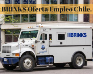 Empleo en BRINKS de Chile