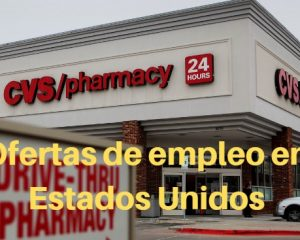 Pharmacy empleos Estados Unidos