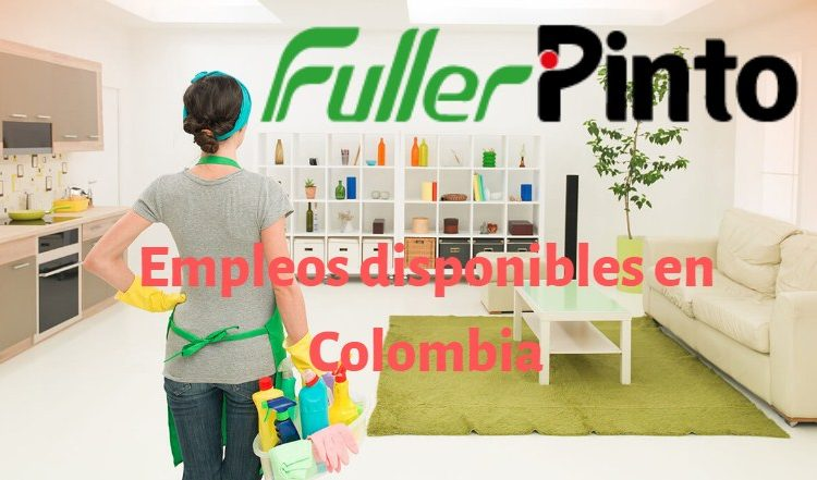 Fuller Pinto empleos Colombia