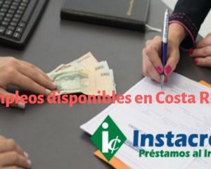 Instacredit empleos en Costa Rica