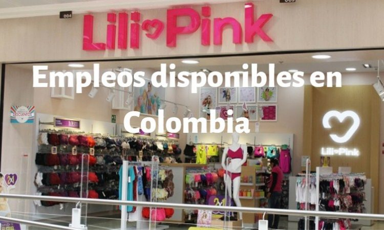 Lili Pink empleos Colombia