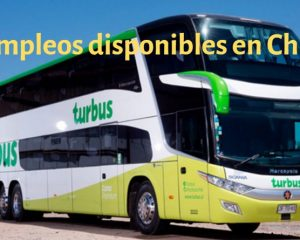 Turbus Empleos en Chile