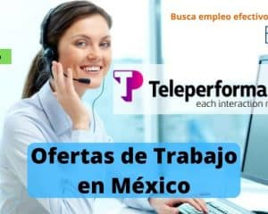Oferta Empleo Teleperformance
