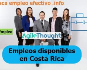 Ofertas empleo Agile Tought